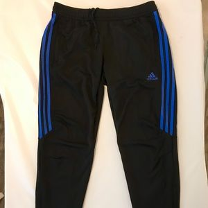 Adidas Tiro 17 Soccer Training Pants Tapered Sz M